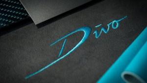Bugatti Divo va fi cel mai scump automobil de serie