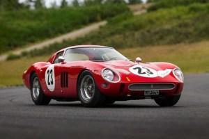 Cel mai scump automobil adjudecat la o licitatie: Ferrari 250 GTO, pentru 41 milioane de euro!