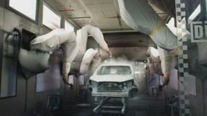 Proces de vopsire unic, la Ford Craiova