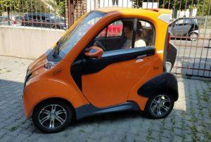 In vizita la cei ce indraznesc sa asambleze automobile electrice de oras in Romania
