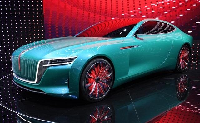 E-Jing GT concept