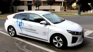 EXPERIENTE ELECTROMOBILISTICE – Test drive cu Hyundai Ioniq electric