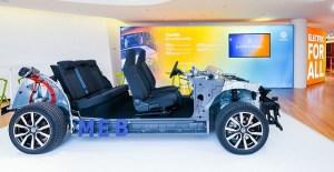 Volkswagen si-a prezentat viziunea in privinta automobilelor electrice: Electric For All