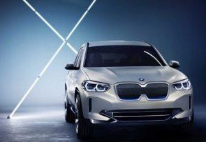 BMW incearca sa atraga atentia asupra viitorului model electric iX3
