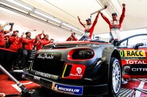 WRC, Raliul Spaniei 2018: Loeb a castigat in Catalonia