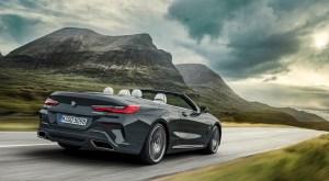 Noul BMW Seria 8 Cabriolet