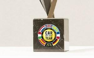Masina Anului 2019 in Europa – finalistele
