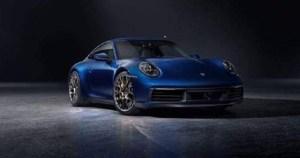 Noul Porsche 911 (type 992), primele imagini