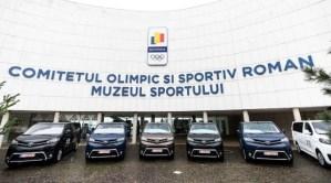 Toyota si COSR isi continua parteneriatul, in perspectiva Olimpiadei din 2020