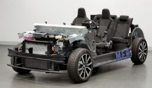 In curand un FordWagen – Elektroauto?
