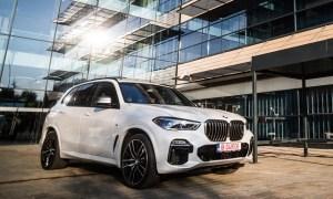 Noul BMW X5 – preturile pentru Romania