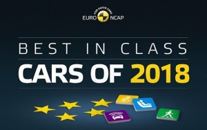 Cele mai sigure masini din 2018 – Euro NCAP Best in Class