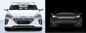Experiente paralele cu Hyundai Ioniq si Tesla Model 3 – episodul II