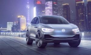SUV-ul electric Volkswagen ID.4 ar putea fi lansat in 2020