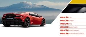 S-a terminat cu numele complicate la Lamborghini!