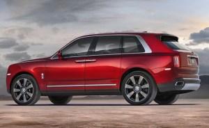 Rolls-Royce nu poate tine pasul cu cererea pentru noul SUV Cullinan