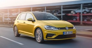 Topul celor mai vandute modele de automobile in Europa, in 2018