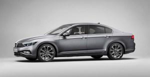 Volkswagen Passat, versiunea facelift 2019, exceleaza la capitolul tehnologie