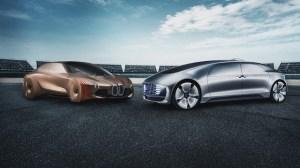 BMW Group si Daimler AG dezvolta impreuna tehnologiile pentru viitoarele automobile autonome