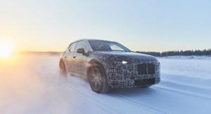 Primele imagini cu BMW i iNEXT