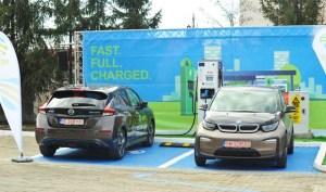 """E.ON, alaturi de MOL Romania, lanseaza """"autostrada electrica"""" Iasi – Tg. Mures, in cadrul proiectului NEXT-E"""