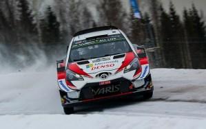 WRC, Suedia: Tanak castiga si preia sefia