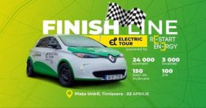 Electric Tour se apropie de final