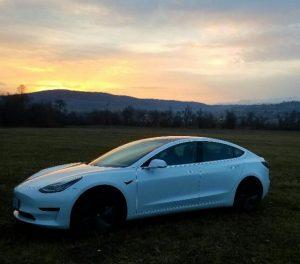 Vanzari promitatoare pentru Tesla Model 3, in Europa