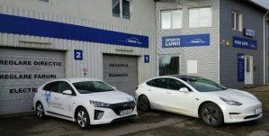 Concluzii dupa prima saptamana de test drive paralel Hyundai Ioniq – Tesla Model 3
