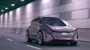 Conceptul AI:ME dezvaluie viziunea Audi pentru viitorul mobilitatii in marile centre urbane
