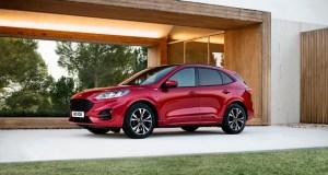 Noua generatie Ford Kuga: un SUV sculptural si electrificat