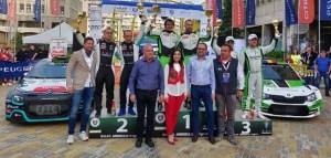 CNRD, Raliul Argesului 2019: Victorie fara drept de apel pentru Simone Tempestini
