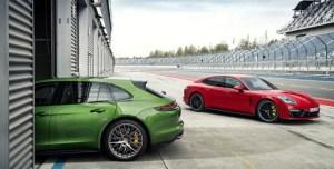Porsche Panamera a implinit 10 ani