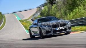 BMW M dezvolta un nou sistem de afisaj si control pentru automobilele sport de inalta performanta