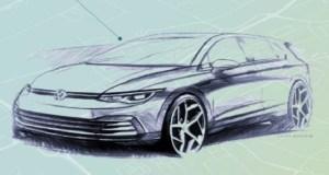 Noul Volkswagen Golf 8, dezvaluit involuntar