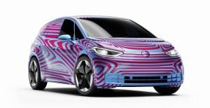 Volkswagen deschide comenzile pentru viitoarea compacta electrica ID 3