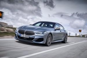 BMW Seria 8 Gran Coupé (2019)