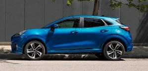 Ford Puma se intoarce, sub forma unui SUV compact, care va fi produs la Craiova