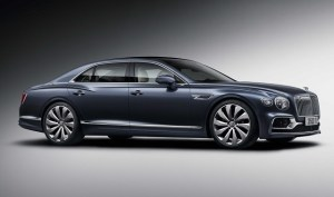 Bentley prezinta a treia generatie Flying Spur