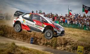 WRC, Raliul Portugaliei 2019: Tänak invingator, Ogier al treilea