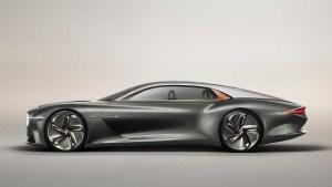 Bentley EXP 100 GT, o viziune asupra viitorului electromobilitatii de lux