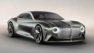 Primele modele electrice Bentley ar putea fi produse în parteneriat cu Audi
