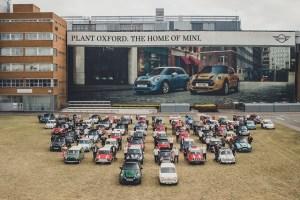 10 milioane de automobile MINI produse, inainte de aniversarea de 60 de ani a marcii