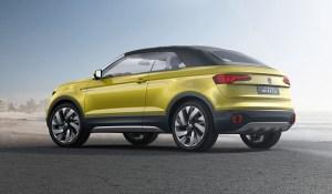 Pe cand primul SUV coupé de la Volkswagen?