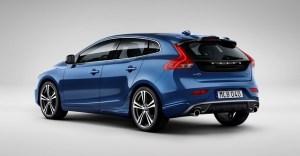 Volvo a oprit productia modelului V40
