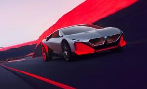 BMW aduce conceptul Vision M NEXT la Salonul de la Frankfurt (IAA) 2019