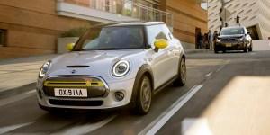 MINI preia precomenzi si in Romania, pentru modelul electric Cooper SE