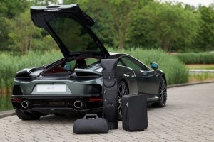 """Bagaje """"pe masura"""" pentru McLaren GT: 15.000 de euro!"""