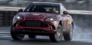 DBX, primul SUV Aston Martin, va avea un motor V8 de 550 CP