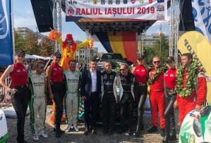 CNR, Raliul Iasiului 2019: Victorie pentru Porcisteanu